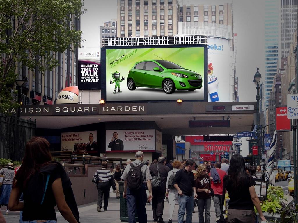 The Madison Square Garden Company New York New York NY
