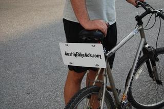 Austin Bike Ads
