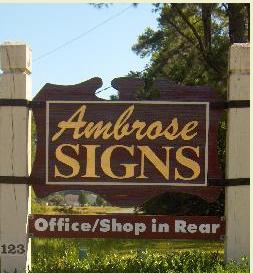 Ambrose Signs Inc.