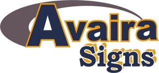 Avaira Signs