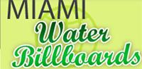 Miami Water Billboards