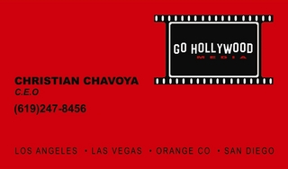 Go Hollywood Media