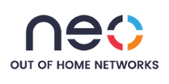 Neo, Out of Home Networks