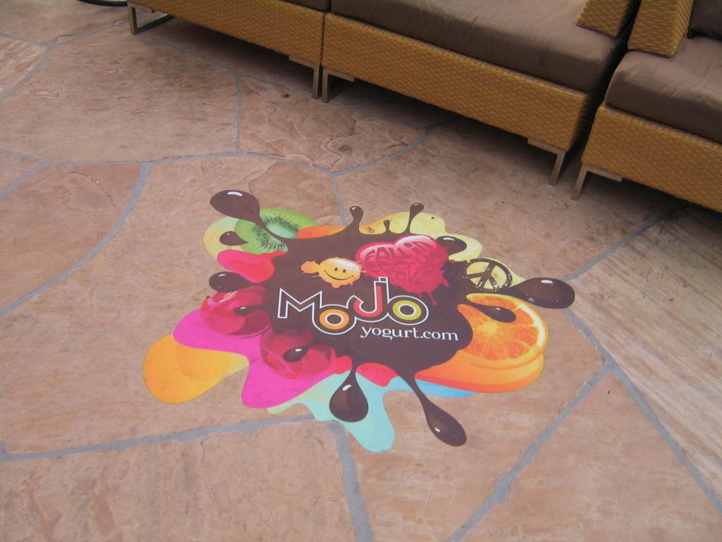 Floor graphics by tempe marketplace for Floor print