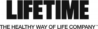 Life Time - The Healthy Way Of Life Company