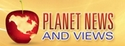 Planet News and Views Logo